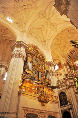 incarnation: Cathedral of the Incarnation, Granada, Andalusia, Spain