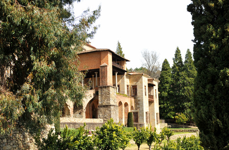 charles county: The Monastery of Yuste, Retirement of Emperor Charles V, Cuacos de Yuste, Extremadura, Spain