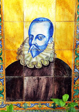 mosaic: Mosaic, Cervantes