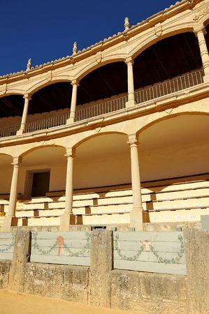 ronda: Bullring of Maestranza, Ronda, Malaga Province, Spain