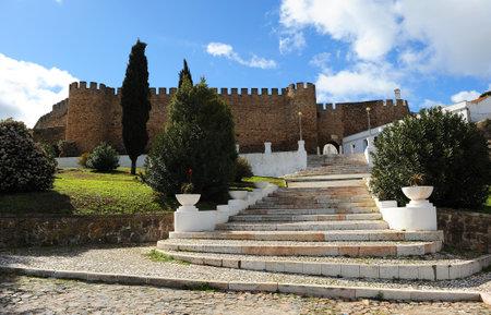 Castle of Estremoz, Alentejo, Portugal