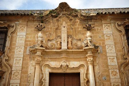 Cilla del Cabildo (barn building of the city council), Osuna, Sevilla province, Spain