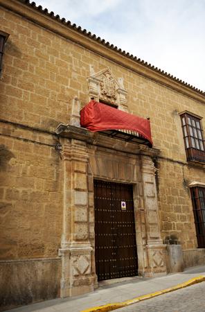 sevilla: Palace in Osuna, Sevilla province, Spain