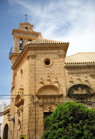 domingo: Churchh of Santo Domingo, Osuna, Andalusia, Spain