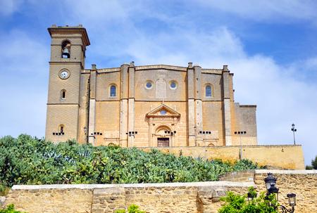 collegiate: Collegiate Church of the Assumption, Osuna, Sevilla province, Spain