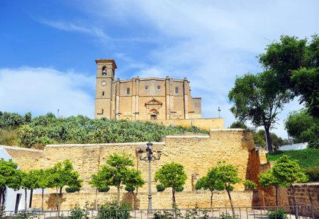 collegiate: Collegiate Church of Osuna, Sevilla province, Spain Editorial