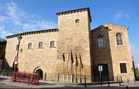 autonomia: Presidencia de la Junta de Extremadura, Mérida, España