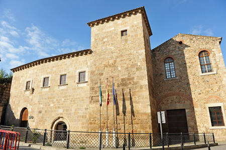presidency: The Presidency of the Autonomous Government of Extremadura, Merida, Spain