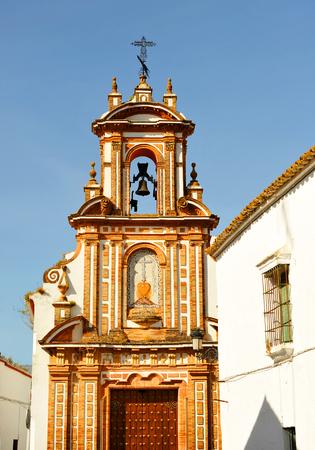 sevilla: Church of charity, Carmona, province of Sevilla, Spain ? ? a Stock Photo