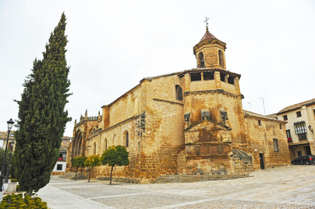 saint paul: Church of Saint Paul, Ubeda, Jaen province, Spain