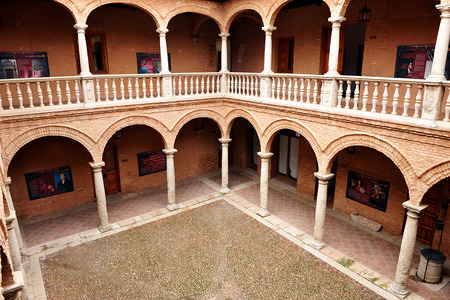 real renaissance: Palace of Fucares, Almagro, province of Ciudad Real, Spain Editorial