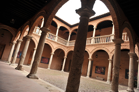 almagro: Palace of Fucares, Fugger warehouse, Almagro, province of Ciudad Real, Spain