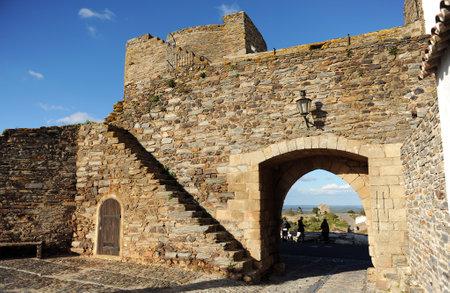 southern europe: castle of Monsaraz, Alentejo, Portugal, Southern Europe