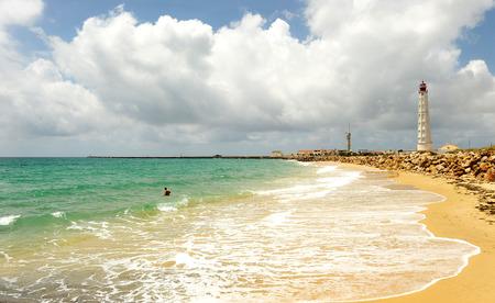region of algarve: Beach of the island of Culatra located in the Algarve region of southern Portugal, Europe