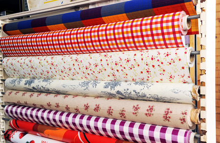 rebates: selling tablecloths by meter in the haberdashery, small traditional trade