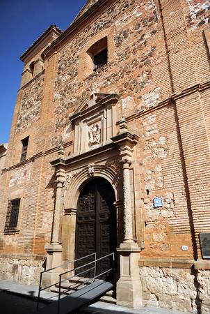 Church of Saint Augustine, Almagro, Castilla la Mancha, Spain,