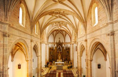 almagro: Church of the convent of the Assumption of Calatrava, Almagro, Castilla la Mancha, Spain