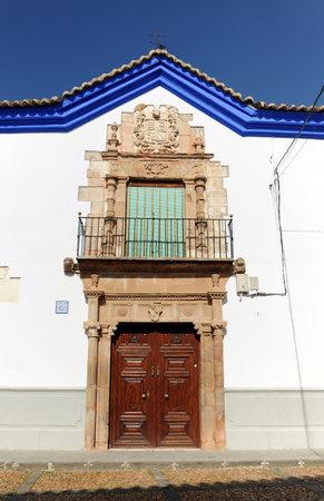 mancha: Torremejia Palace in Almagro, Castilla la Mancha, Spain