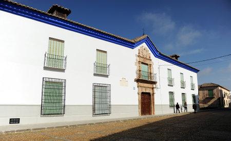 almagro: Torremejia Palace, Almagro, Castilla la Mancha, Spain