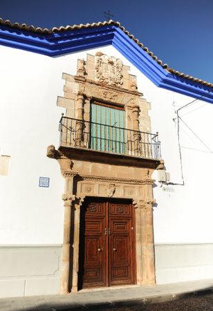 mancha: Torremejia Palace, Almagro, Castilla la Mancha, Spain