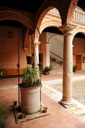 almagro: Fucares Palace, Fugger warehouse, Almagro, province of Ciudad Real, Spain Editorial