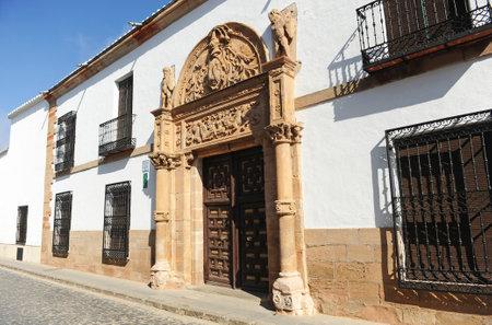 almagro: Xedler Palace, Almagro, Spain