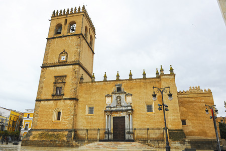 Cathedral of Saint John the Baptist, Badajoz, Extremadura, Spain