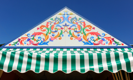 Fair at Seville, Feast in Spain