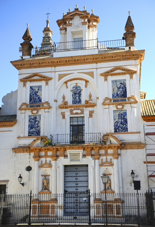 Church and Hospital of the Charity, Seville, Spain