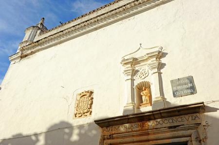 Convent of Santa Clara (Clarisas), Almendralejo, Extremadura, Spain