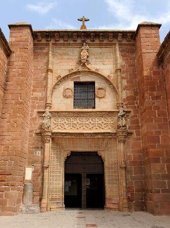 Church of Saint Bartholomew (San Bartolome) in Montoro, province of Cordoba, Andalusia, Spain