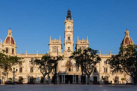 valencia: City Hall of Valencia, Spain