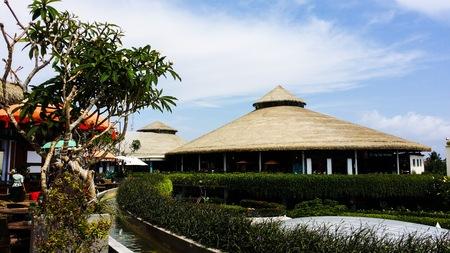 kuta: Beachwalk Shopping Centre at Kuta Beach Editorial