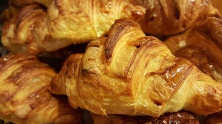 ciabatta: Tea time with French Bread, Croissant, Ciabatta