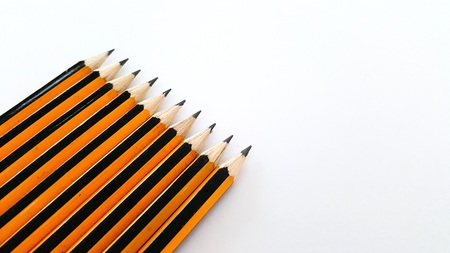 systematic: Display of Pencils Set