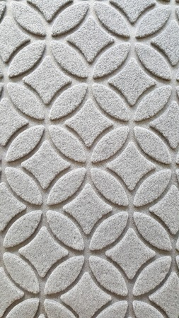 flowery: Repeated Flowery Pattern Texture Stock Photo