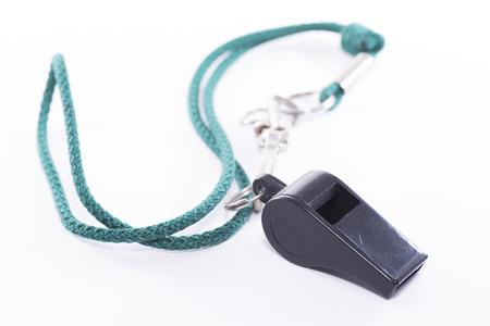whistle: Whistle.