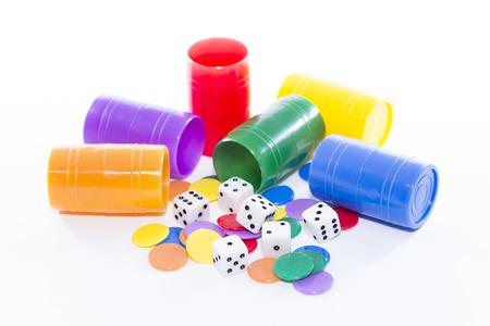 board games: Board games. Stock Photo