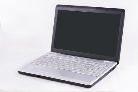 Laptop. 스톡 콘텐츠