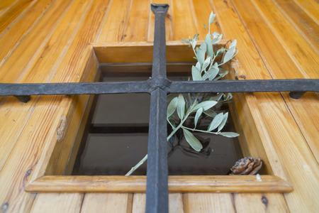 カトリックのクロス。