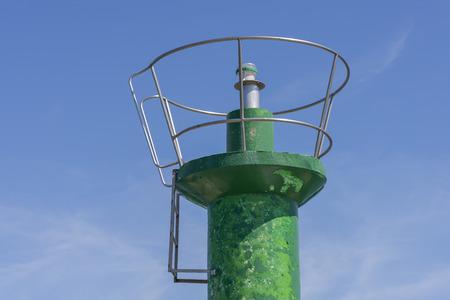 lighthouse keeper: Lighthouse.