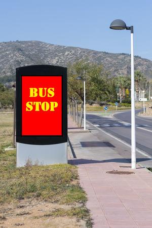 fermata bus: Bus stop.