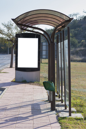 modifiable: Bus stop.