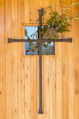 the believer: Cross.