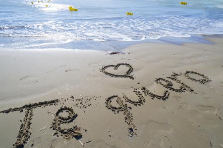 """""""나는 너를 사랑해""""스페인어로. 스톡 콘텐츠 - 44661110"""