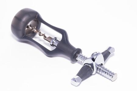 uncork: Corkscrew.