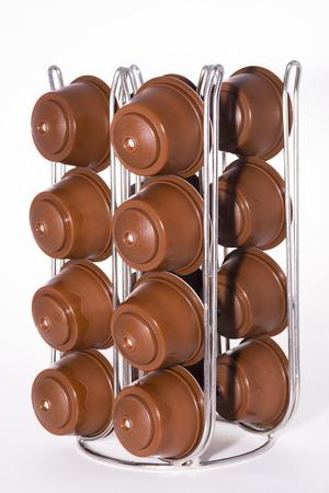 refills: Coffee capsules.