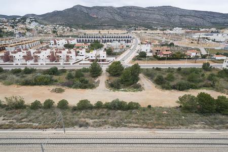 Oropesa Castellon, Spain. 版權商用圖片