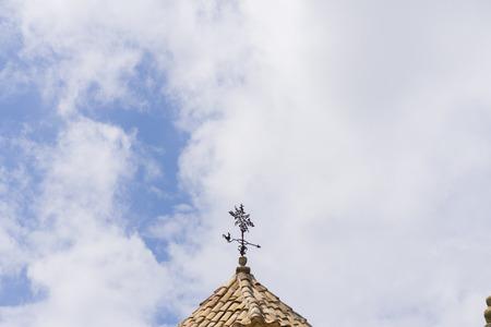wiatrowskaz: Łopatkowe. Zdjęcie Seryjne