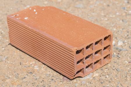 with brick: Brick.